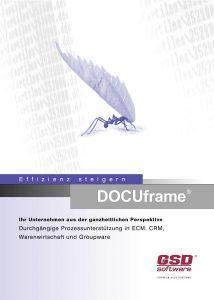 DOCUframe (PDF)