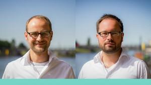 Dr. Tobias Recke und Fabian Stichnoth, Gründer und Geschäftsführer von smart insights