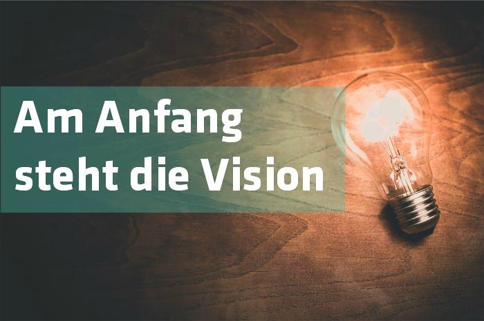 Vision - digitale Transformation