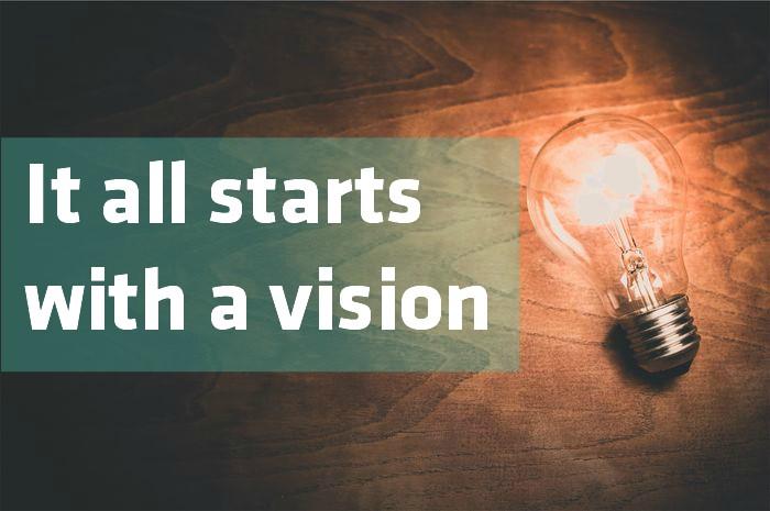 Vision - digital Transformation