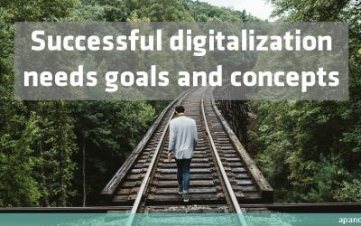 How can digitalization concepts look like?