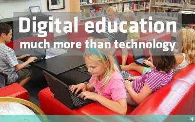 Digital education – learning for the future