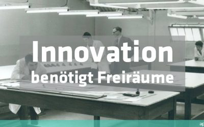 Regularitis – das Ende jeder Innovation